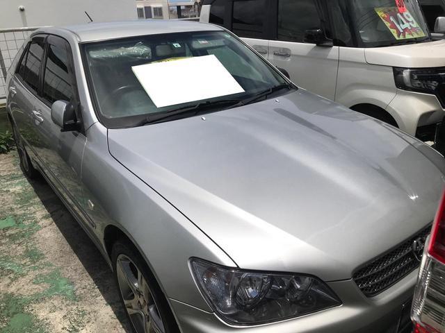 沖縄県宜野湾市の中古車ならアルテッツァ RS200 リミテッドII MT6速 キーレス 禁煙車 HIDヘッドライト アルミ ABS