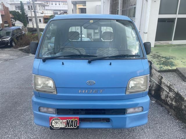 沖縄県名護市の中古車ならハイゼットトラック ツインカムスペシャル