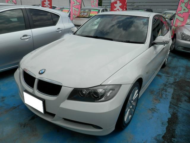 沖縄の中古車 BMW BMW 車両価格 85万円 リ済別 2007年 8.4万km ホワイト