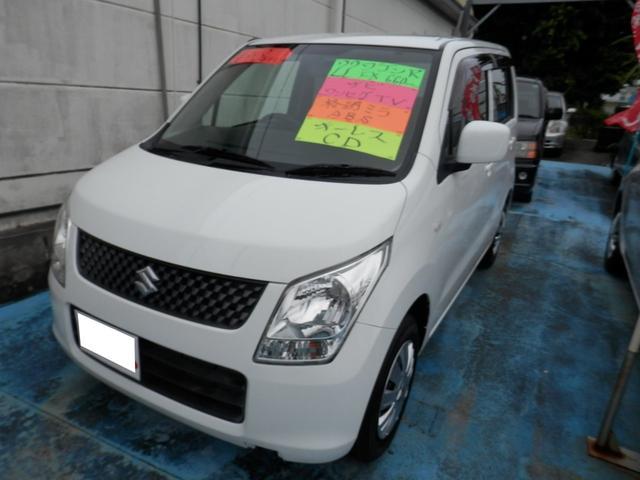 沖縄の中古車 スズキ ワゴンR 車両価格 45万円 リ済込 2010(平成22)年 3.1万km ホワイト