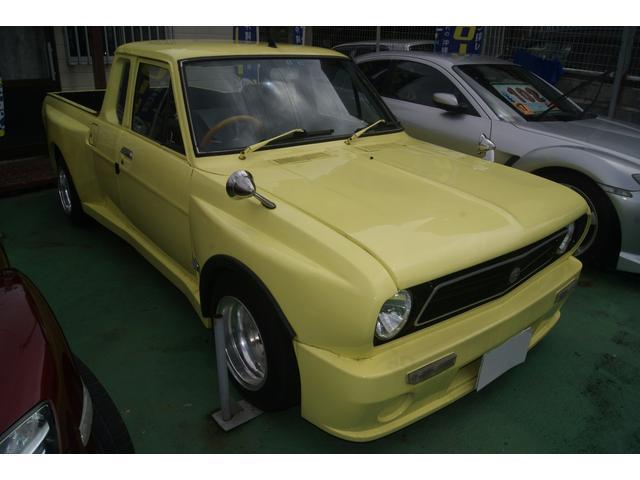 日産 ロングDX 公認車