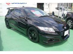 沖縄の中古車 ホンダ CR−Z 車両価格 115万円 リ済込 平成22年 8.3万K ブラック
