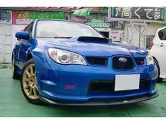 沖縄の中古車 スバル インプレッサ 車両価格 145万円 リ済込 平成19年 12.6万K ブルー