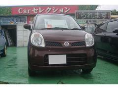 沖縄の中古車 日産 モコ 車両価格 35万円 リ済込 平成19年 9.3万K ブラウン