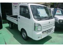 沖縄の中古車 スズキ キャリイトラック 車両価格 68万円 リ済込 平成30年 4K ホワイト