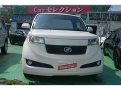 沖縄の中古車 トヨタ bB 車両価格 55万円 リ済込 平成21年 7.1万K パール