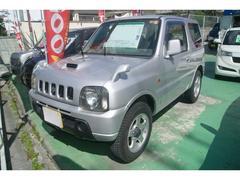沖縄の中古車 スズキ ジムニー 車両価格 48万円 リ済込 平成12年 8.8万K シルバー