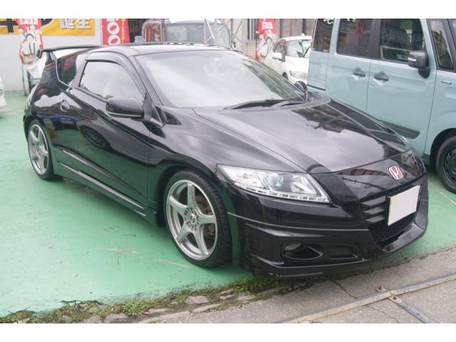 沖縄県の中古車ならCR-Z α・2年間保証付(長期延長も可能)