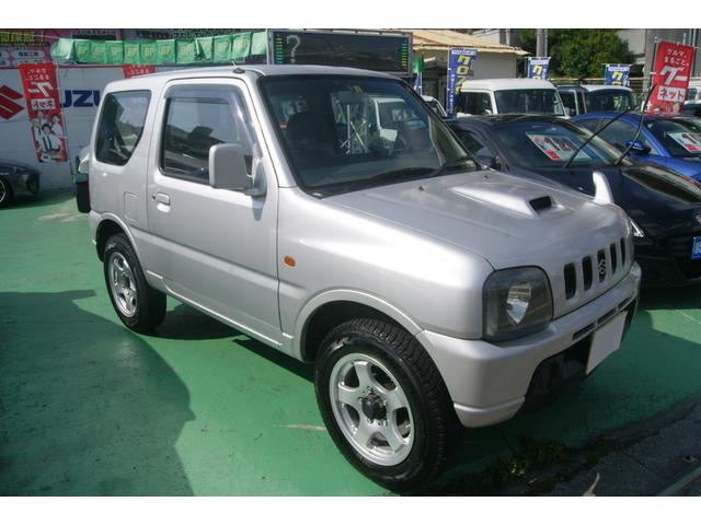 沖縄県の中古車ならジムニー XA