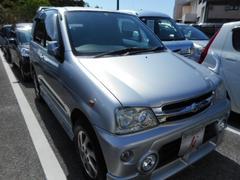 沖縄の中古車 ダイハツ テリオスキッド 車両価格 28万円 リ済込 平成16年 10.2万K シルバー
