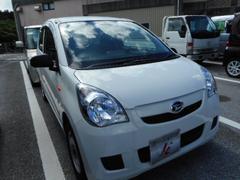 沖縄の中古車 ダイハツ ミラ 車両価格 31万円 リ済込 平成23年 9.9万K ホワイト