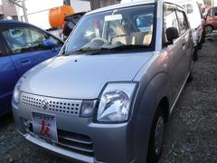 沖縄の中古車 スズキ アルト 車両価格 22万円 リ済込 平成18年 5.4万K シルバー