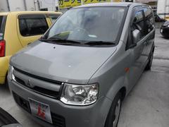 沖縄の中古車 三菱 eKワゴン 車両価格 25万円 リ済込 平成19年 10.0万K シルバー