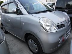 沖縄の中古車 日産 モコ 車両価格 29万円 リ済込 平成19年 9.6万K シルバー