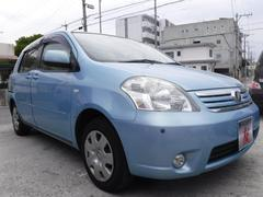 沖縄の中古車 トヨタ ラウム 車両価格 29万円 リ済込 平成20年 4.7万K ブルー