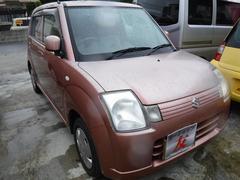 沖縄の中古車 スズキ アルト 車両価格 30万円 リ済込 平成20年 2.7万K ピンク