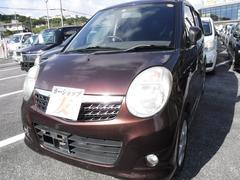 沖縄の中古車 スズキ MRワゴン 車両価格 25万円 リ済込 平成20年 9.0万K ブラウン