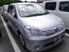 沖縄の中古車 トヨタ ラウム 車両価格 30万円 リ済込 平成21年 8.3万K シルバー