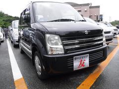 沖縄の中古車 スズキ ワゴンR 車両価格 29万円 リ済込 平成19年 9.5万K ブラック