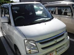 沖縄の中古車 スズキ ワゴンR 車両価格 27万円 リ済込 平成18年 9.2万K ホワイト