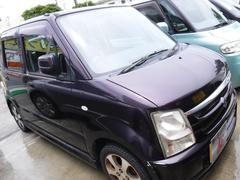 沖縄の中古車 スズキ ワゴンR 車両価格 29万円 リ済込 平成19年 4.8万K パープル