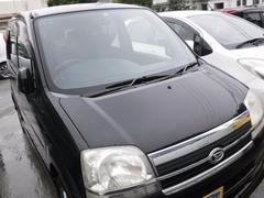 沖縄の中古車 ダイハツ ムーヴ 車両価格 27万円 リ済込 平成18年 6.1万K ブラック