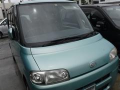 沖縄の中古車 ダイハツ タント 車両価格 25万円 リ済込 平成17年 8.2万K グリーン