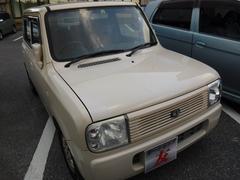 沖縄の中古車 スズキ アルトラパン 車両価格 25万円 リ済込 平成17年 9.2万K ベージュ