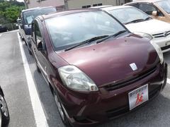 沖縄の中古車 トヨタ パッソ 車両価格 27万円 リ済込 平成21年 9.9万K ブラウン