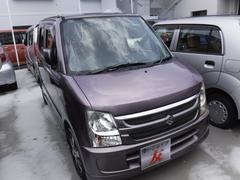 沖縄の中古車 スズキ ワゴンR 車両価格 25万円 リ済込 平成19年 8.1万K パープル