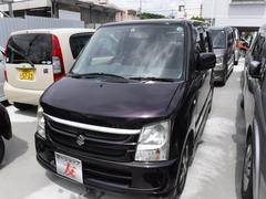 沖縄の中古車 スズキ ワゴンR 車両価格 28万円 リ済込 平成20年 10.0万K パープル