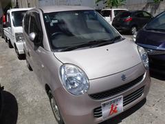 沖縄の中古車 スズキ MRワゴン 車両価格 25万円 リ済込 平成21年 7.0万K ピンク