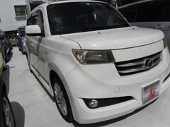 沖縄の中古車 トヨタ bB 車両価格 28万円 リ済込 平成18年 11.4万K ホワイト