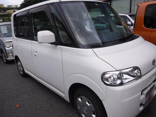 沖縄県の中古車ならタント X2年車検付きキーレス