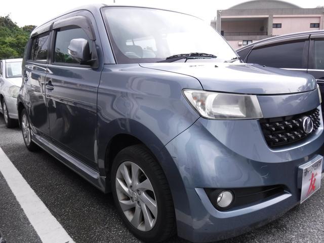 沖縄の中古車 トヨタ bB 車両価格 29万円 リ済込 2009(平成21)年 11.3万km ガンM