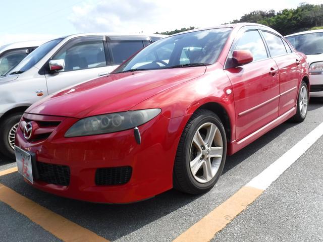 沖縄県の中古車ならアテンザスポーツ 20C