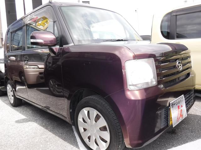 沖縄県の中古車ならムーヴコンテ 2年保証 純正ナビ インテリキー