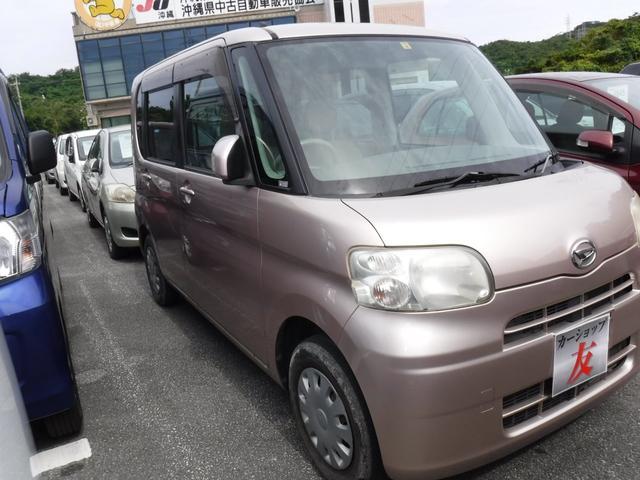 沖縄県の中古車ならタント X 2年保証 スマートキー