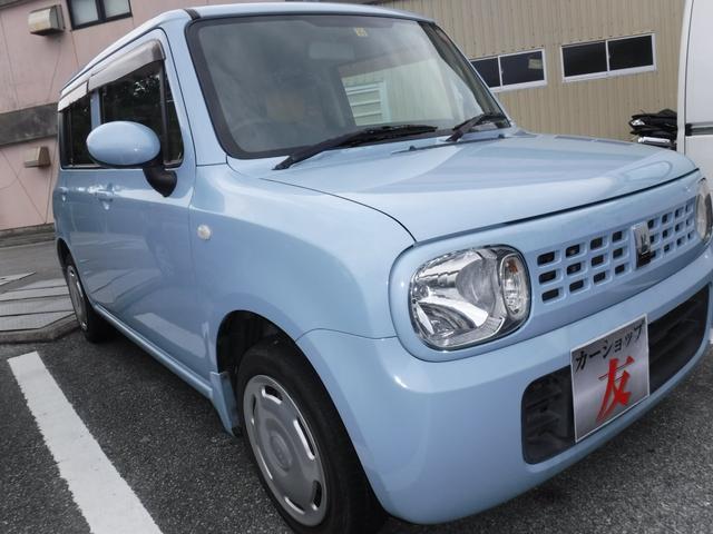 沖縄県の中古車ならアルトラパン G 2年保証プッシュスタート