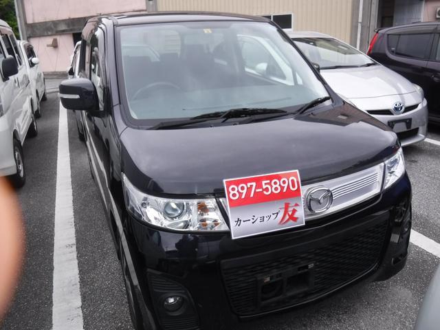 沖縄県の中古車ならAZワゴン XSリミテッド2年保証
