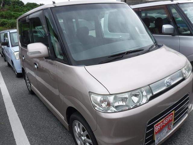 沖縄県の中古車ならタント カスタムVS キーレス