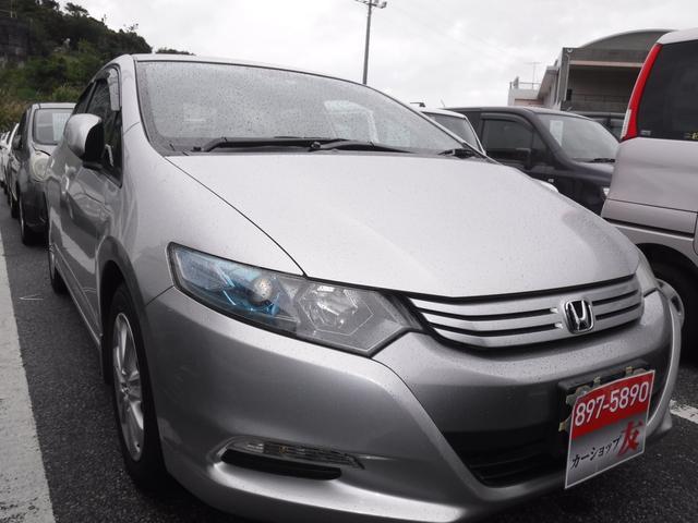 沖縄県の中古車ならインサイト GナビTVバックカメラ2年保証