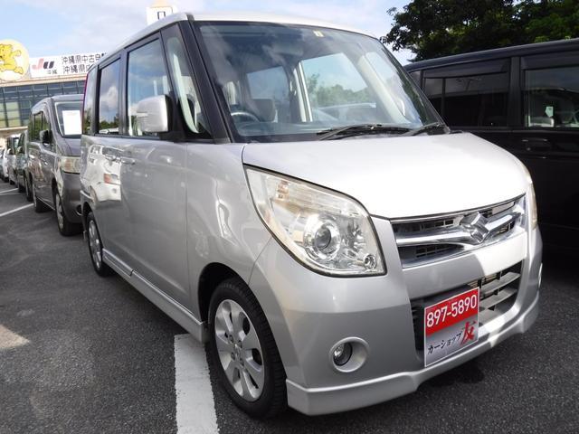 沖縄県の中古車ならパレット XS 2年保証 左パワースライドドア キーレス