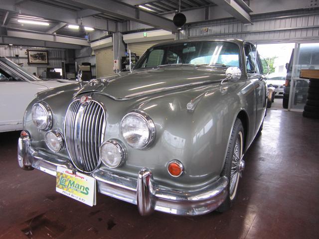沖縄の中古車 ジャガー マーク2 車両価格 ASK リ済別 1967(昭和42)年 走不明 シルバー