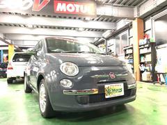 沖縄の中古車 フィアット フィアット 500 車両価格 124万円 リ済別 2013年 2.8万K グレー