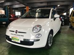 沖縄の中古車 フィアット フィアット 500 車両価格 84万円 リ済別 2011年 6.3万K ボサノバホワイト