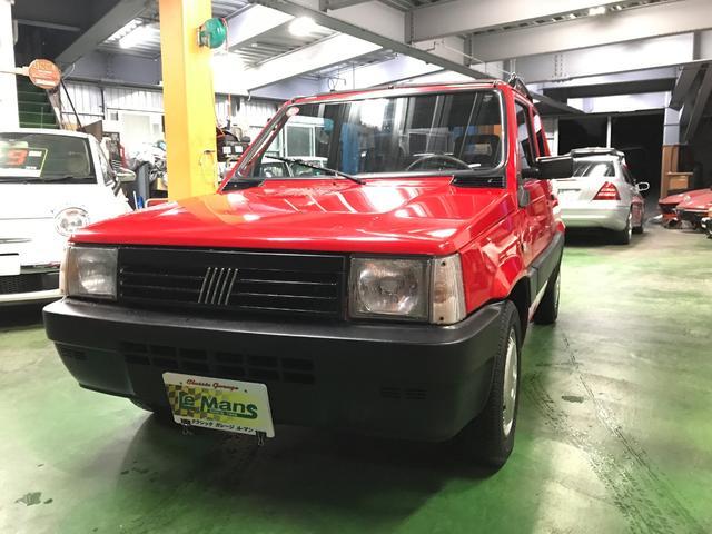 沖縄県の中古車ならフィアット パンダ オートマチックセレクタ