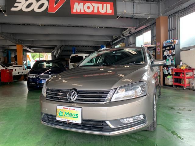 沖縄県宜野湾市の中古車ならパサートヴァリアント TSIコンフォートラインブルーモーションテクノロジー