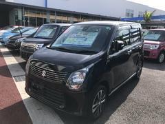 沖縄の中古車 スズキ ワゴンR 車両価格 89万円 リ済別 平成25年 4.2万K ブラック