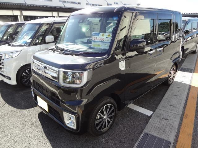 沖縄県浦添市の中古車ならピクシスメガ Gターボ SAII